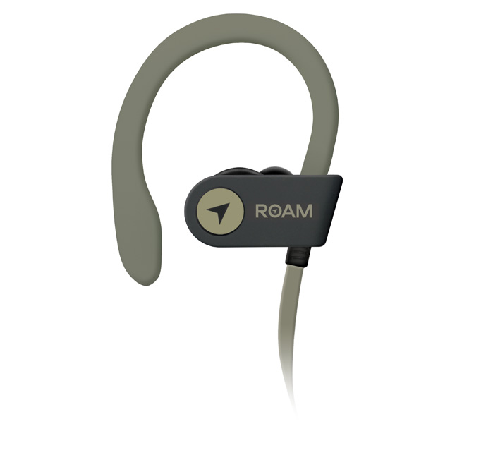 Roam Sport Hook Headphones