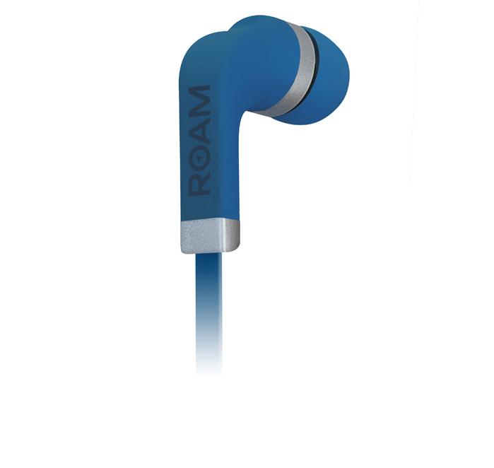 Roam Headphones Colours In-ear Blue