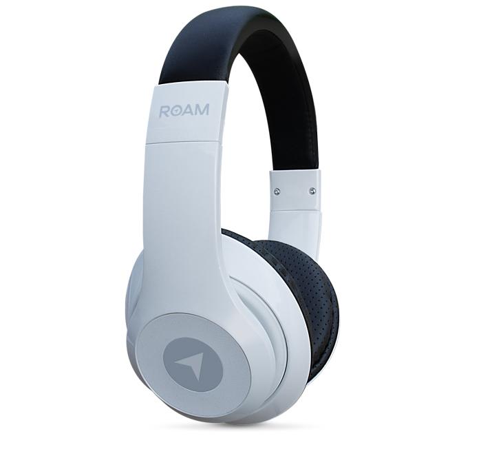 Roam Headphones Colours On-Ear Black