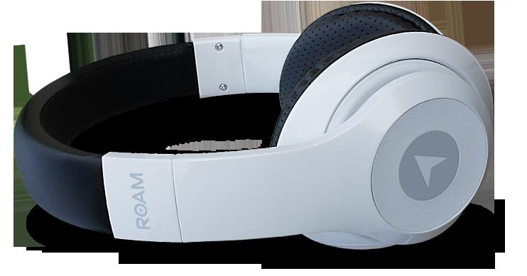 Roam Headphones Official Website