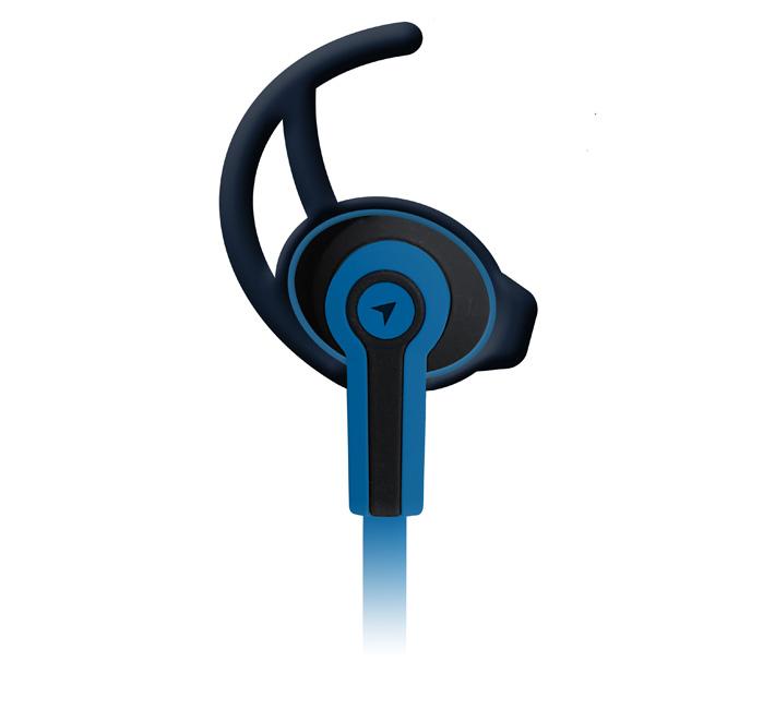Roam Sport Earphones Blue
