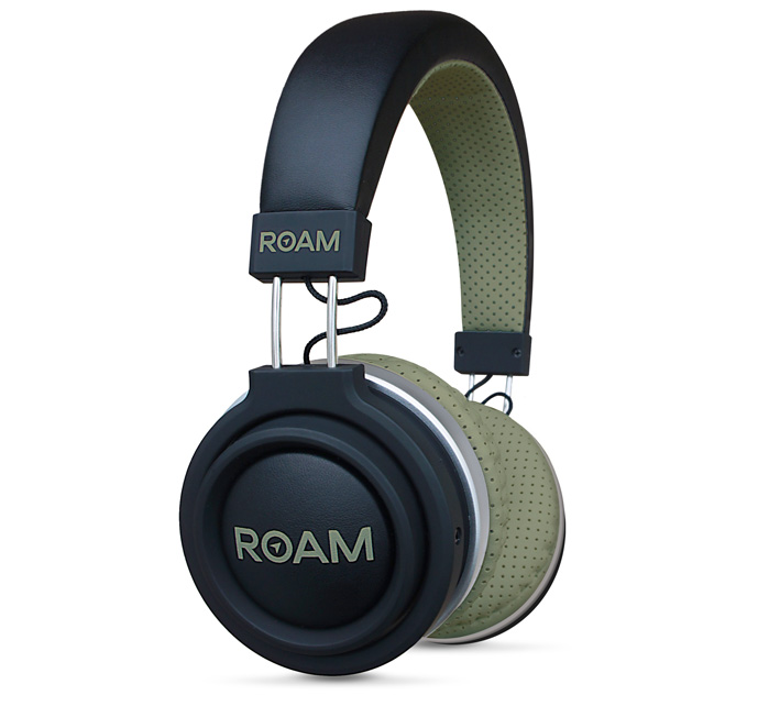 Roam Headphones Sport On-Ear Earth